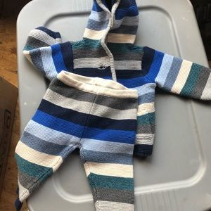 Baby Gap 3-6 month sweater suit